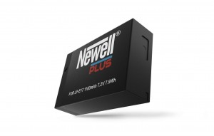 Akumulator Newell Plus  zamiennik LP-E17 do EOS RP, 760D, 750D, M3, 77D (1)